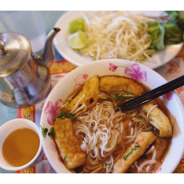 Cafe Pho Saigon Spruce St