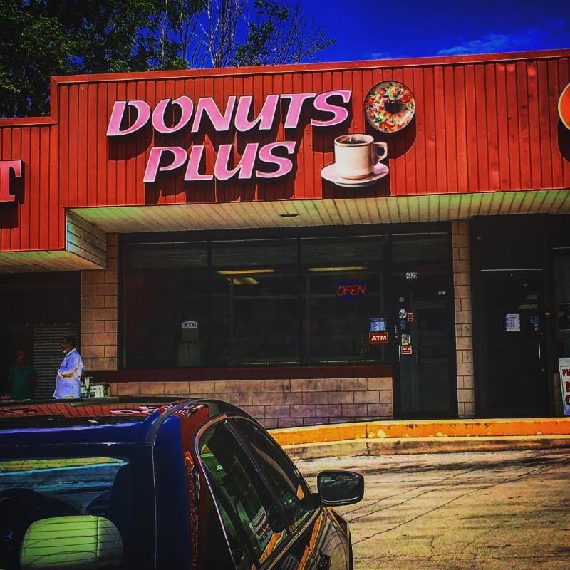 Donut-Plus